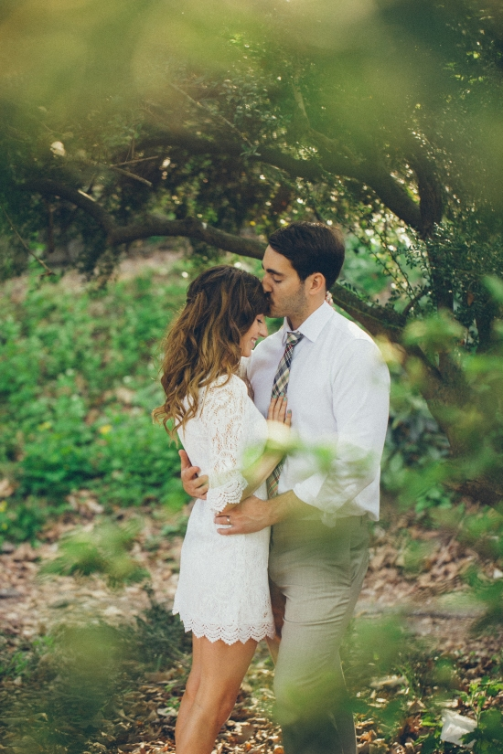 Spring Inspired Styled Engagement Photo Shoot