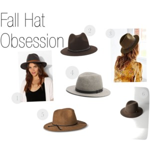 Fall Hat Obsession at speckledyellow.com